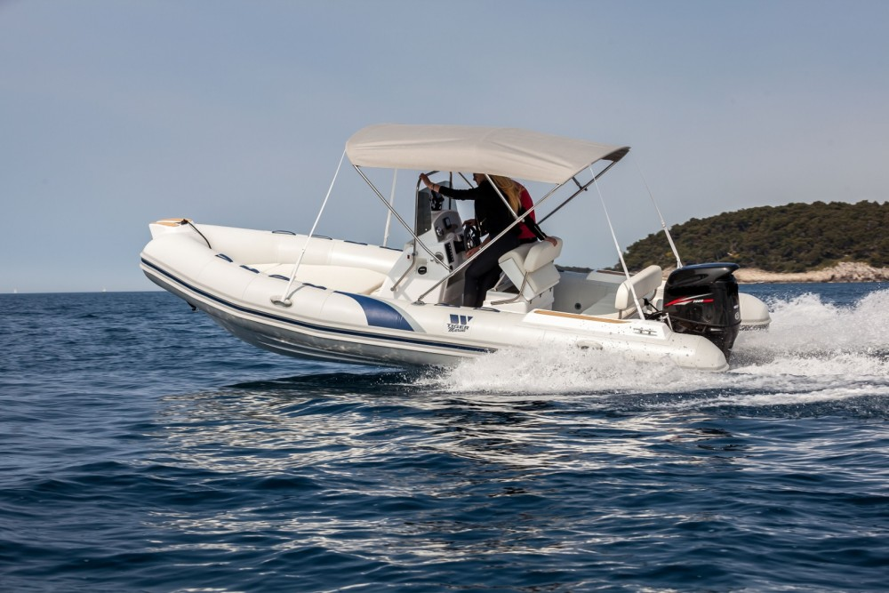 Tiger SPORTLINE 550 between personal and professional Vrsar