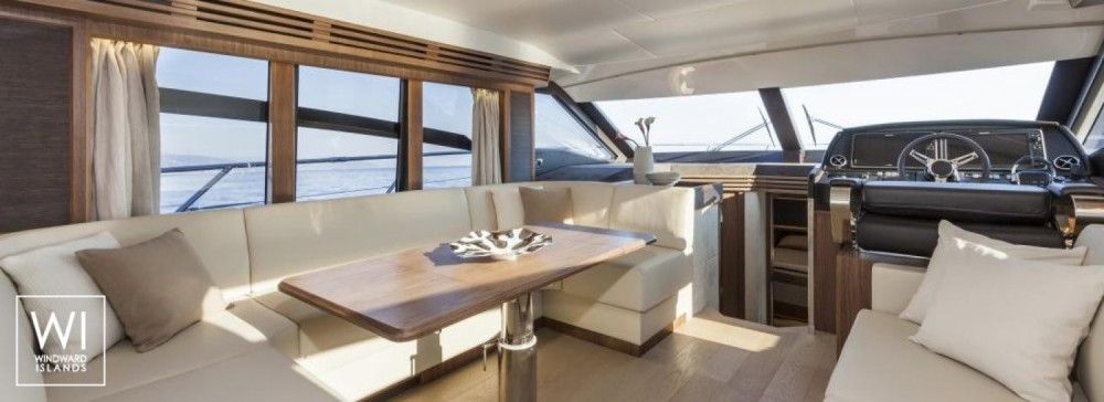 Boat rental Hyères cheap Absolute 52 Fly