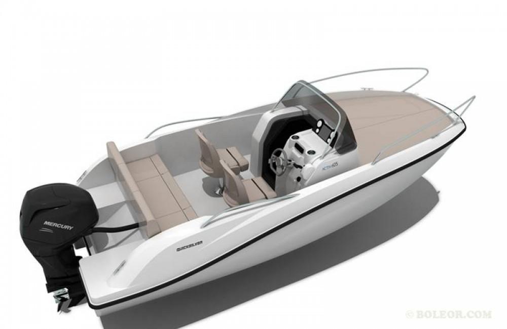 Boat rental Palma cheap Q605 'Helios' (7p/150hp)