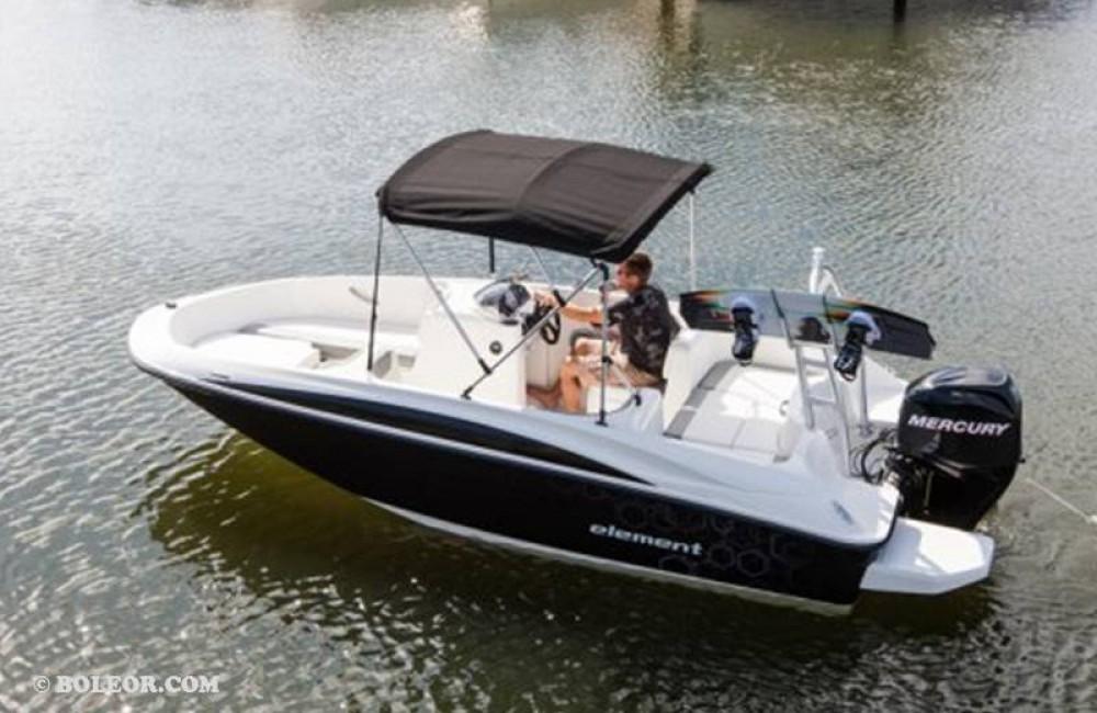 Boat rental  cheap B540 'Gaia' (no licence)