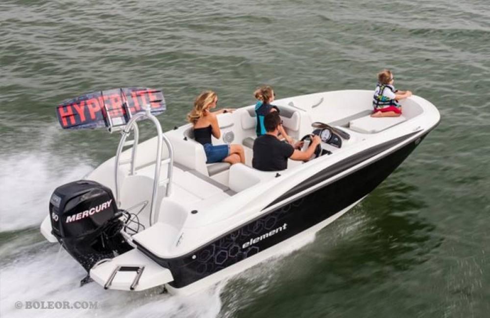 Rental Motor boat in  - Boleor B540 'Gaia' (no licence)