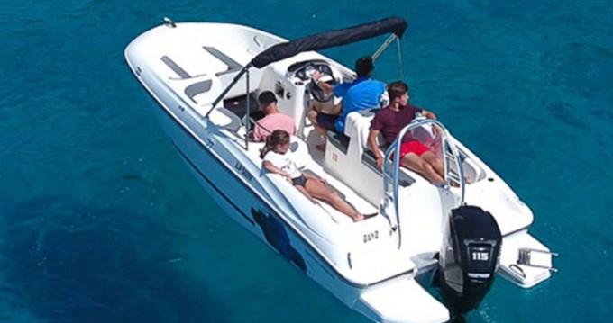 Rental yacht Can Pastilla - Boleor Q600 'Atlas' (8p/115hp) on SamBoat