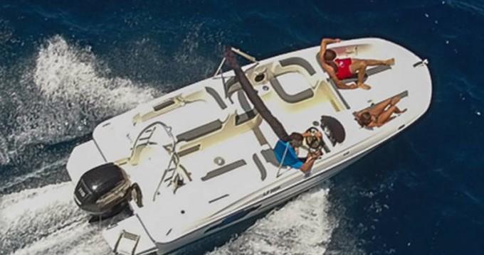 Boat rental Can Pastilla cheap Q600 'Atlas' (8p/115hp)