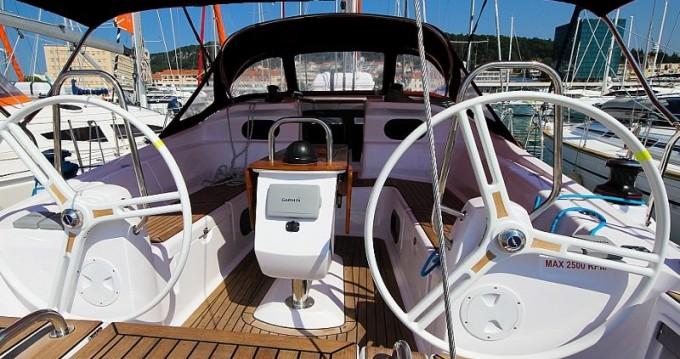 Rental yacht Primošten - Elan Impression 444 on SamBoat