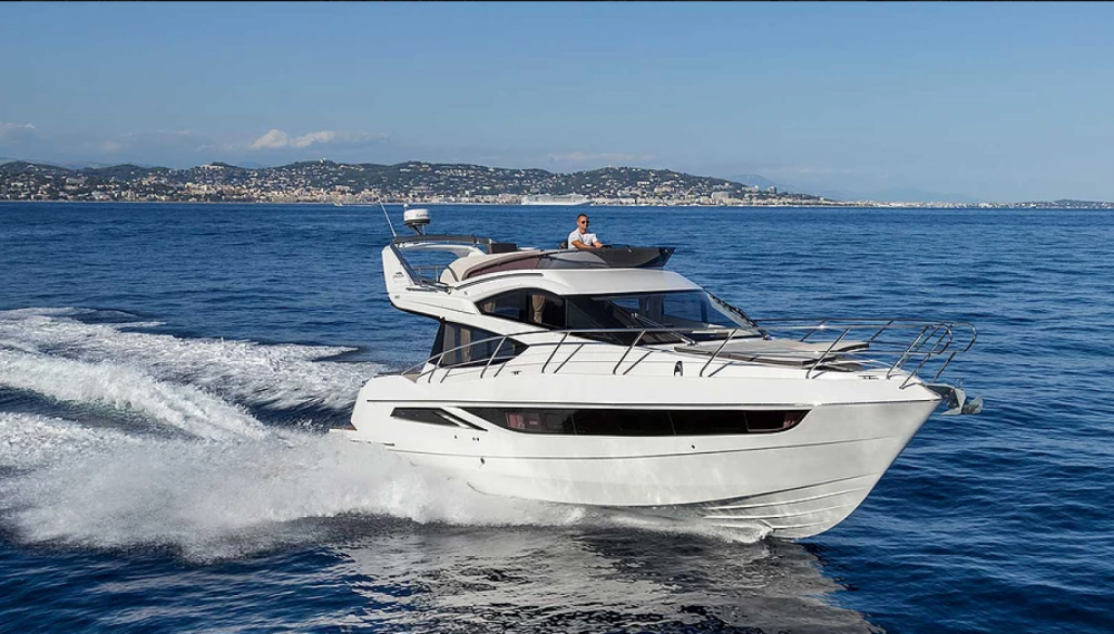 Hire Motor boat with or without skipper Galeon Cannes