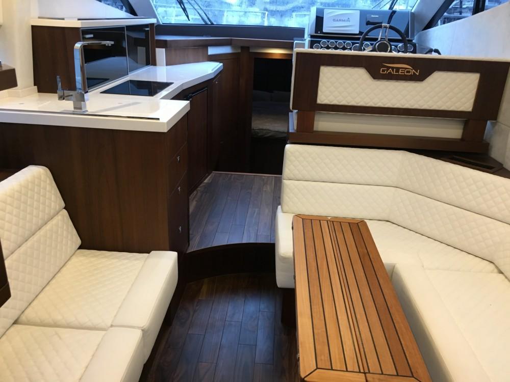 Rental yacht Cannes - Galeon Galeon 380 Fly on SamBoat