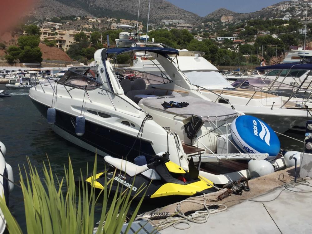 Boat rental Cranchi Endurance 41 in Xàbia / Jávea on Samboat