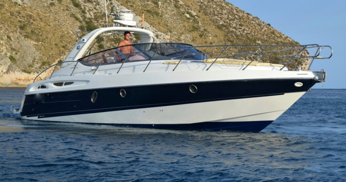 Rental yacht Javea - Cranchi Endurance 41 on SamBoat