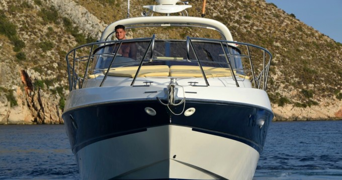 Motorboat for rent Javea at the best price