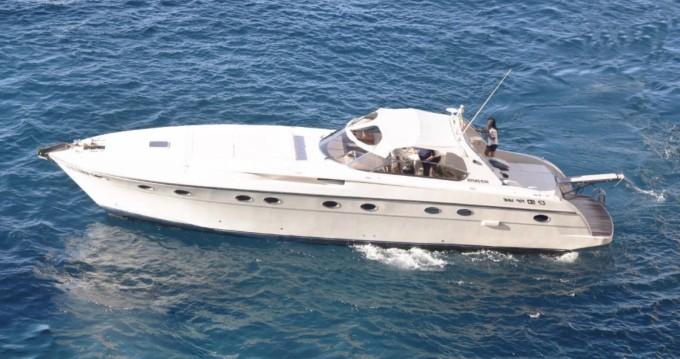 Rental Motorboat in Vico Equense - Rizzardi  Top line 50