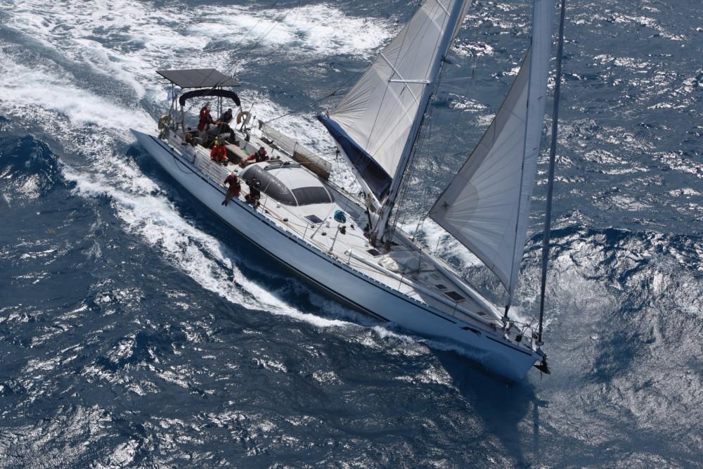 Rental Sailboat in Cherbourg-en-Cotentin - Leguen Hemidy levrier des mers 20,20 mtr