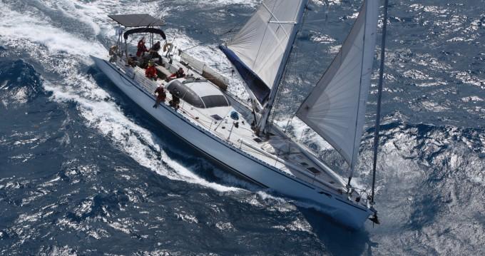 Leguen Hemidy levrier des mers 20,20 mtr between personal and professional Cherbourg-Octeville
