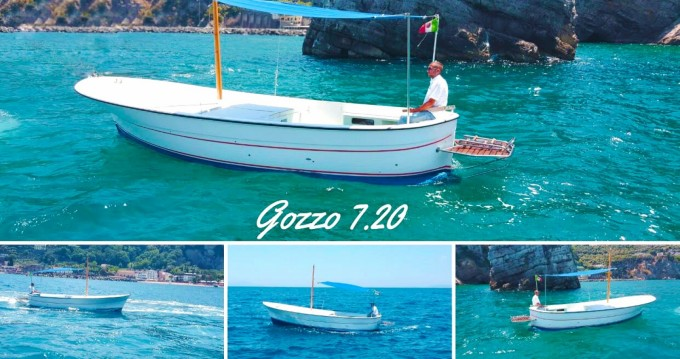 Motorboat for rent Vico Equense at the best price