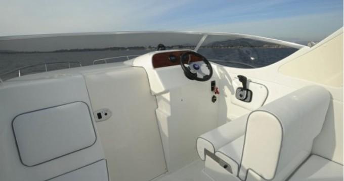 Rental Motorboat in Pianottoli-Caldarello - Selva Selva C 7.1 Cabin