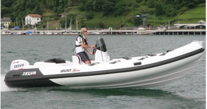 Boat rental Pianottoli-Caldarello cheap Selva D600 Special