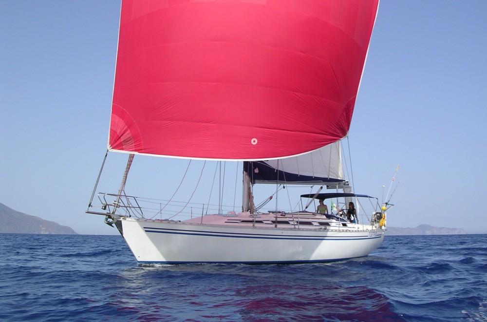 Boat rental Gibert Marine Gib Sea 442 in Lipari on Samboat