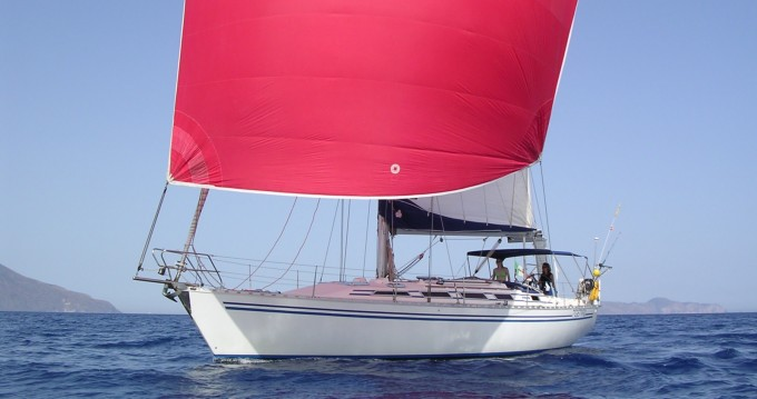 Rental Sailboat in Lipari (Île) - Gibert Marine Gib Sea 442