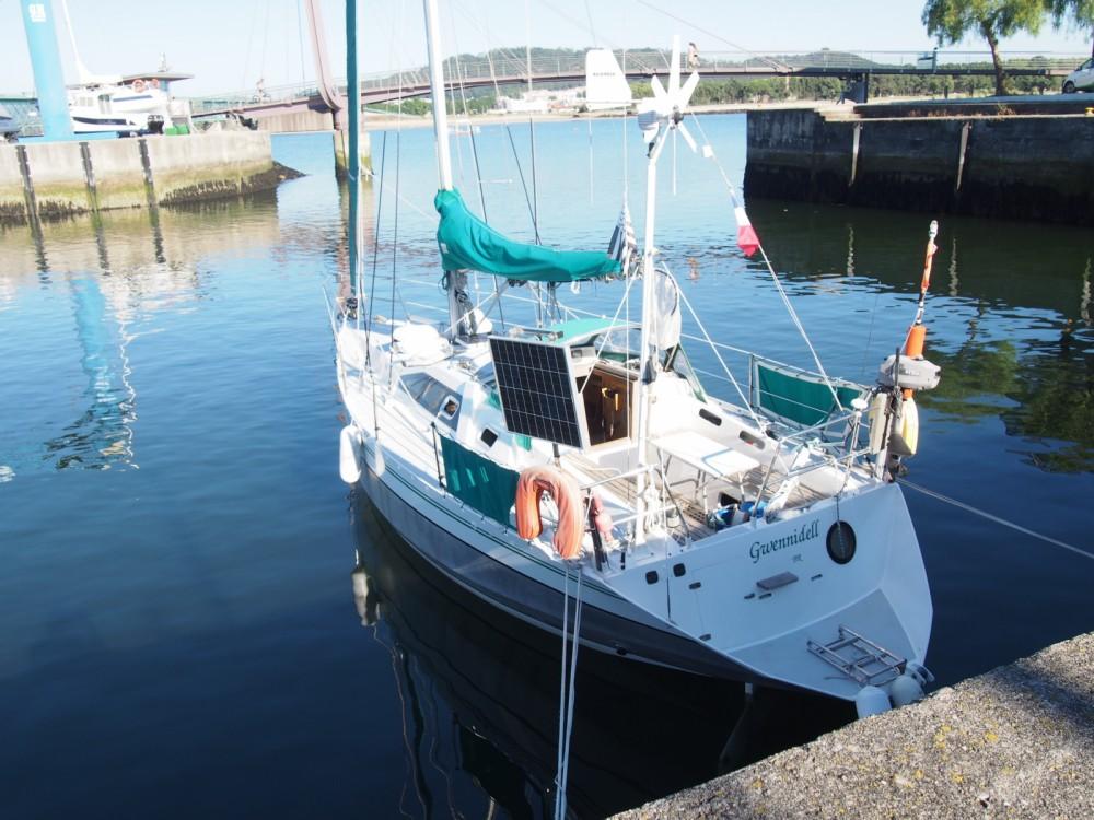Rental Sailboat in Loctudy - Alubat Ovni 32