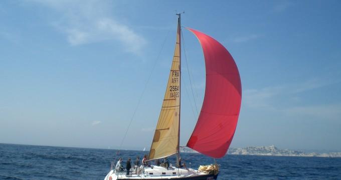 Rental yacht La Seyne-sur-Mer - Bénéteau First 31.7 on SamBoat