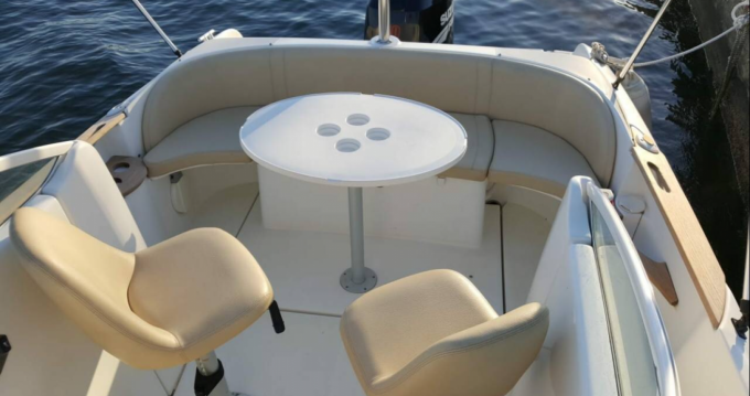 Motorboat for rent Novi Vinodolski at the best price