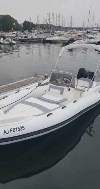 Marlin Marlin Boat 17 FB between personal and professional Porto-Vecchio