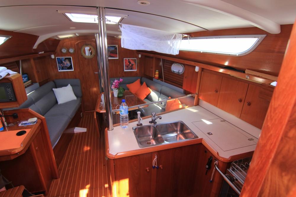 Rental Sailboat in Port Navalo - Jeanneau Sun Odyssey 36.2
