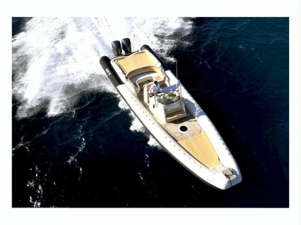 Rental yacht Ajaccio - Sacs Stratos 42 on SamBoat
