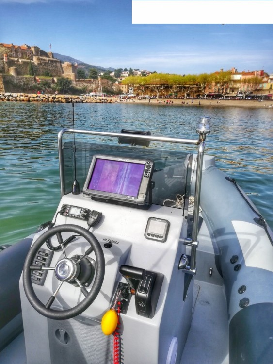 Boat rental Searib's Searib's Open Fishing 580 in Argelès-sur-Mer on Samboat