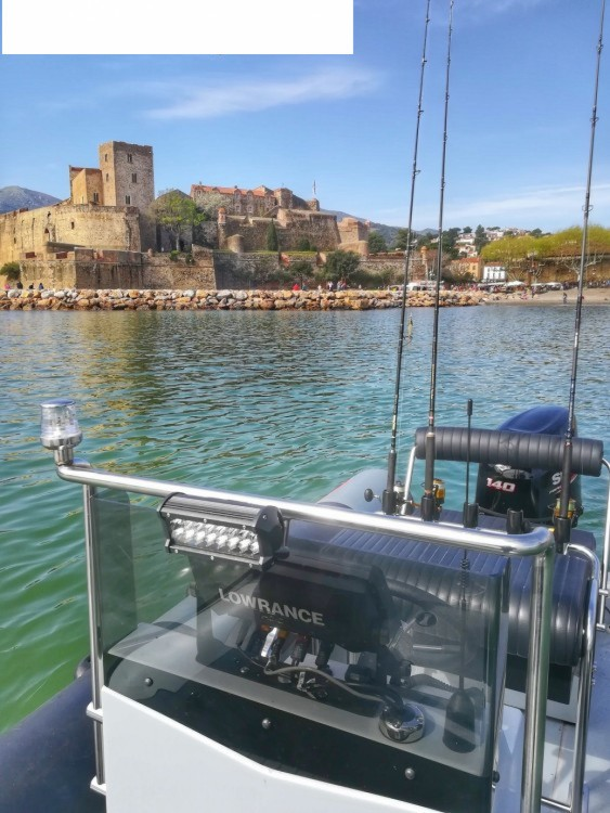 Rental yacht Argelès-sur-Mer - Searib's Searib's Open Fishing 580 on SamBoat