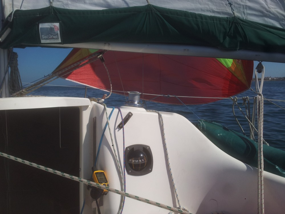 Sailboat for rent Port-Joinville at the best price
