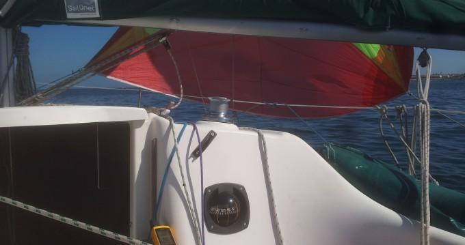 Rental yacht Port-Joinville - Jeanneau Sun 2000 on SamBoat