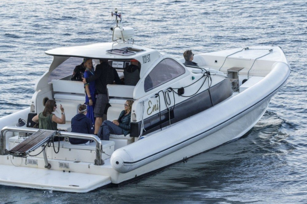 Hire RIB with or without skipper Lomac Split