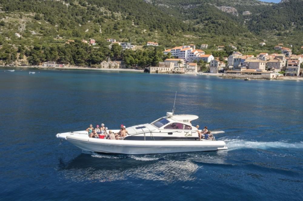 Rental RIB in Split - Lomac Airone40
