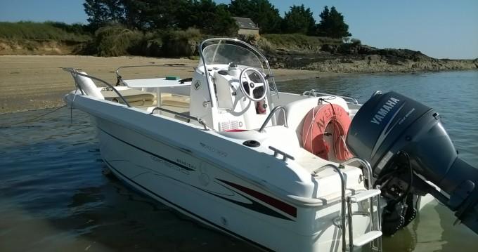 Boat rental Séné cheap Flyer 500