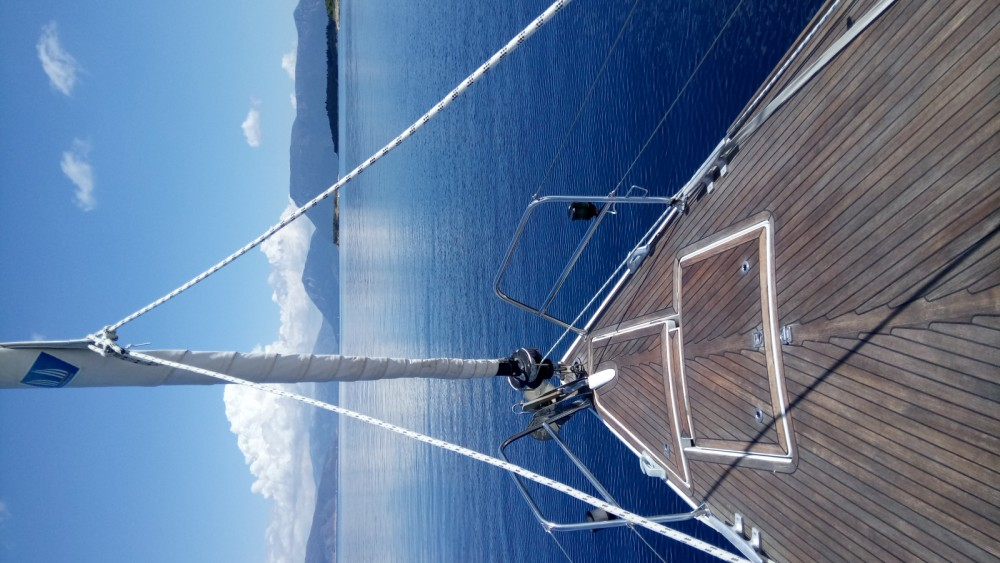 Hire Sailboat with or without skipper Cantiere Del Pardo Corfu
