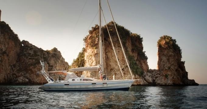 Rental Sailboat in Barcelona - Alubat Ovni 43