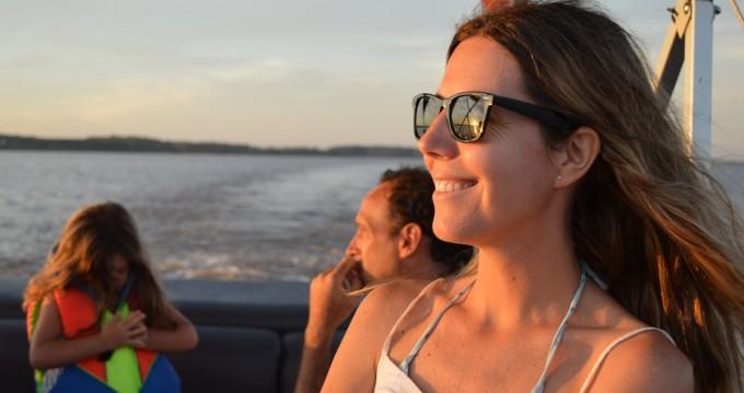 Rental Motorboat in Tigre - Avalon X3 Elite