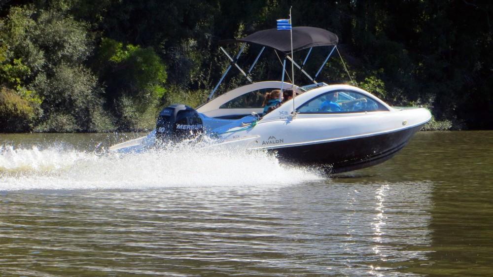 Rental yacht Tigre - Avalon X3 Elite on SamBoat