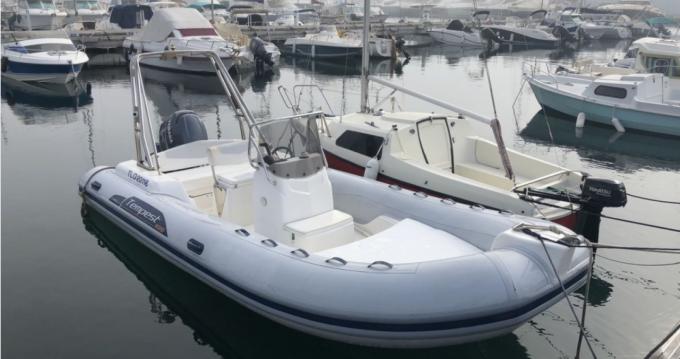 Rental yacht Saint-Aygulf - Capelli Tempest 626 on SamBoat