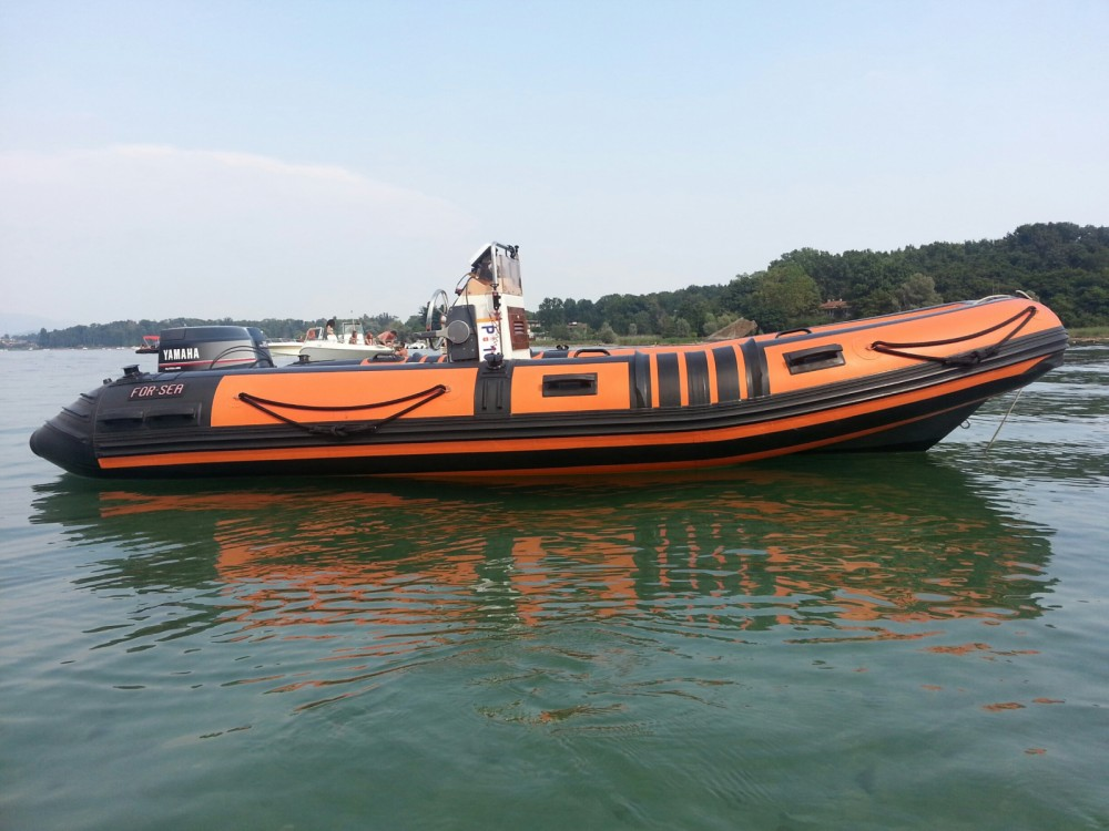 Rental yacht Sesto Calende - Zar Formenti MAKO 50 on SamBoat
