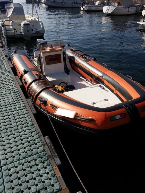 Boat rental Zar Formenti MAKO 50 in Sesto Calende on Samboat