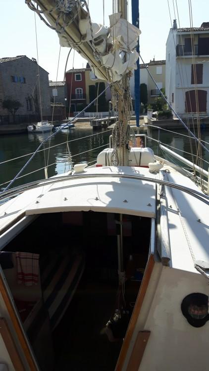 Rental Sailboat in Grimaud - Jeanneau Folie Douce