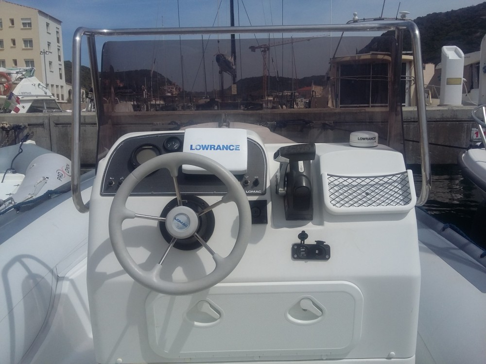 Rental yacht Bonifacio - Lomac Lomac 675 IN on SamBoat