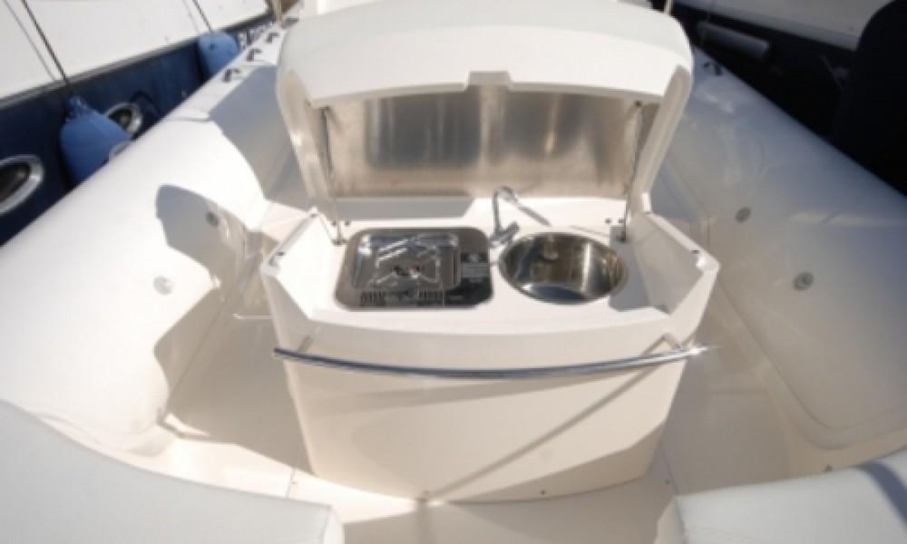 Boat rental Porto-Vecchio cheap Tempest 1000