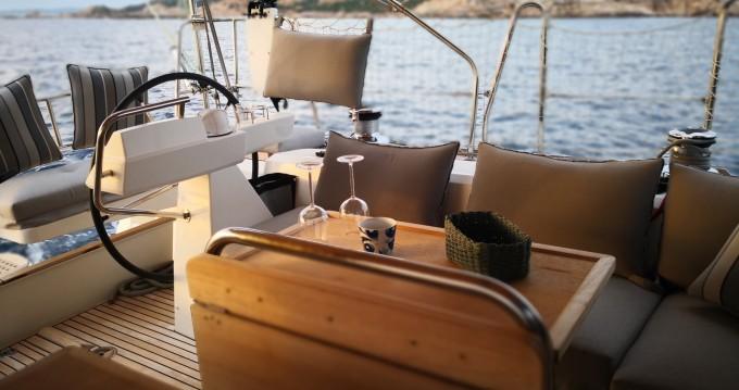 Rental yacht Figari - Bénéteau Sense 55 on SamBoat