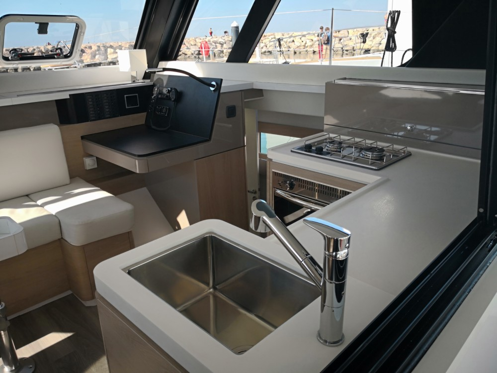 Boat rental Aventura aventura 34 in Porto-Vecchio on Samboat