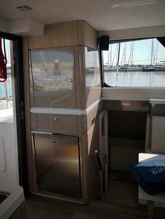 Boat rental Porto-Vecchio cheap aventura 34