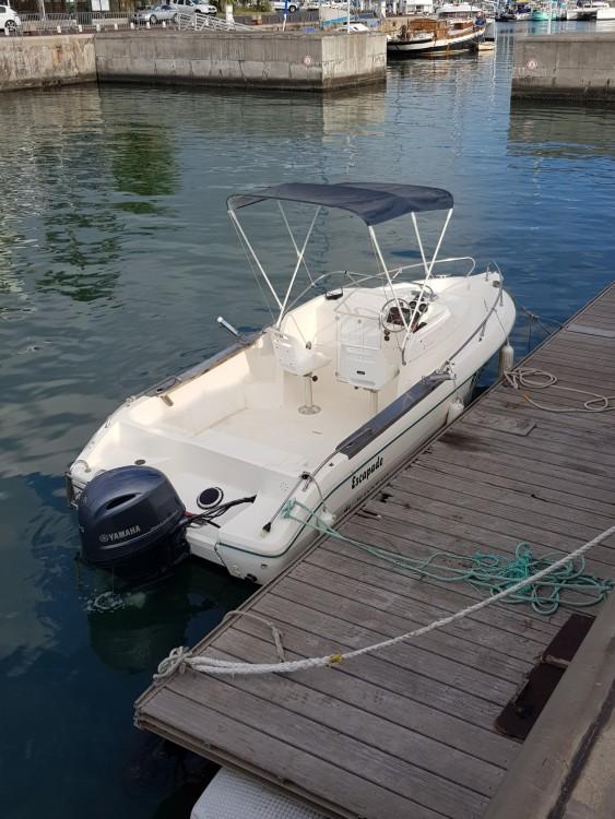 Boat rental Le Port cheap Cap Camarat 615 WA
