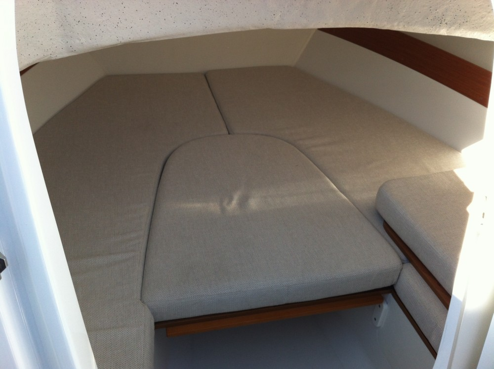 Boat rental Jeanneau Cap Camarat 5.5 WA in Ibiza on Samboat