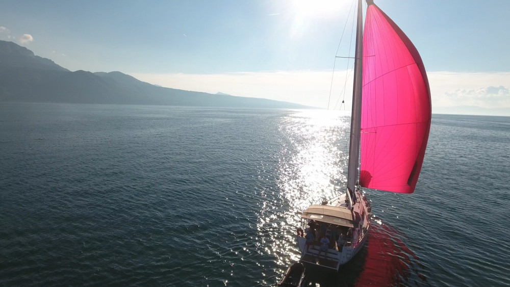 Sailboat for rent Liguria at the best price